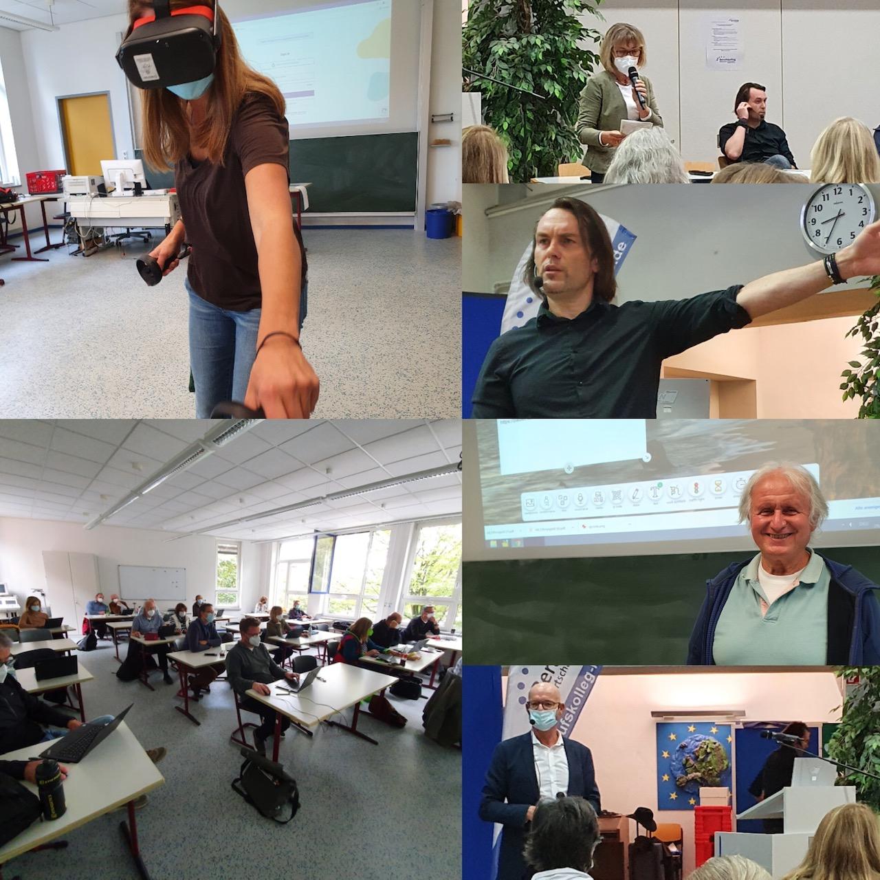 Pädagogischer Tag zum Thema digitaler Unterricht