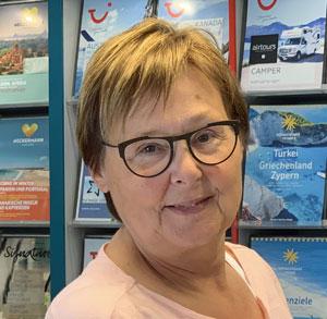 Ihre Urlaubsberaterin Frau Preusche-Kruppa