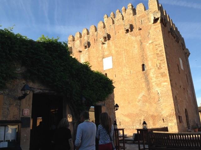 - La Torre de Canyamel (Der Turm von Canyamel)