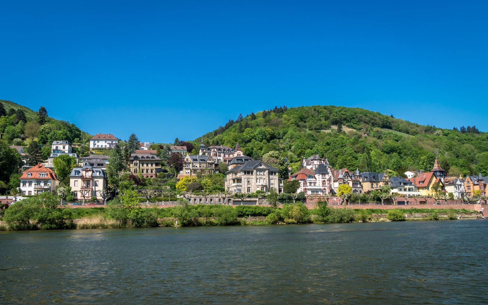 Heidelberger Neckarufer