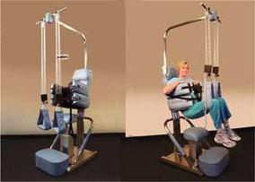 腰痛施術 プロテック画像