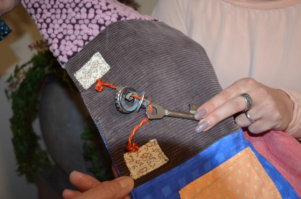 Interessante Details: Schrauben und Schlüssel wecken Erinnerungen
