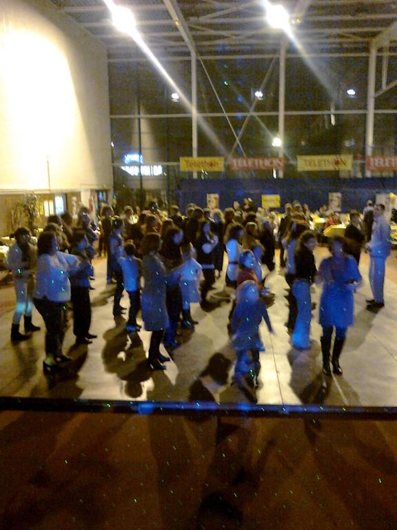 Soirée téléthon à Etampes 2011