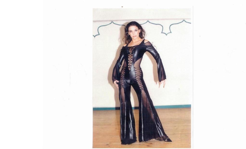 danseuse Chanteuse régina rebecca