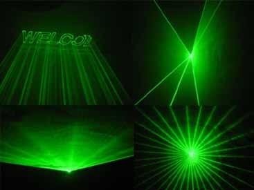 laser à figures