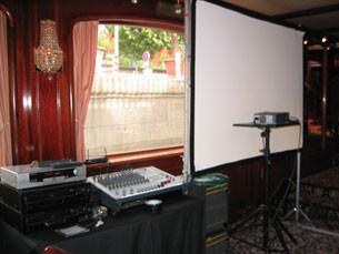 projecteur écran karaoké cinéma .......