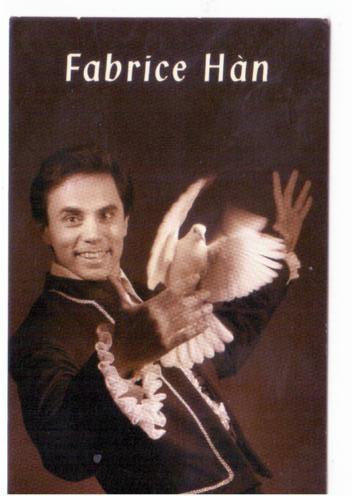 Fabrice han Magicien réputé
