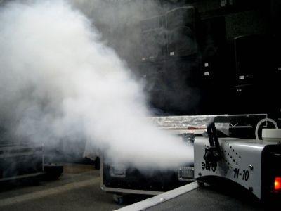 machine à fumée Standard