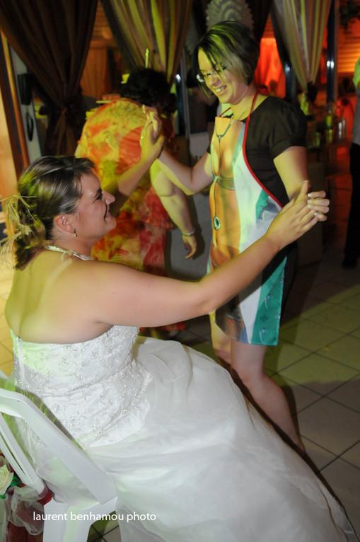 Soirée mariage délire