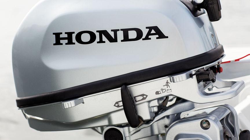 Komfortable Gangschaltung - Die Motoren verfügen über eine ergonomische Gangschaltung mit Vorwärts- und Rückwärtsgang sowie einer Leerlaufstellung.