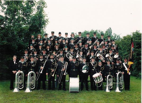 Kantonales Musikfest 1994 in Thun, Dirigent Andreas Moser