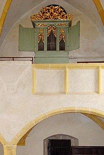 Fischerkirche Rust - Erbauer unbekannt - 1705