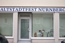 Das neue Büro des Altstadtfestes