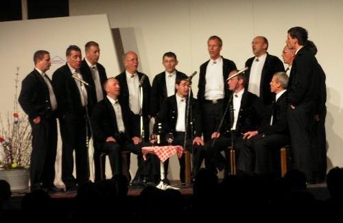 1. Jodler-Unterhaltung im April 2006