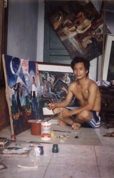 Trai sáng tác Nhật Lệ 1997