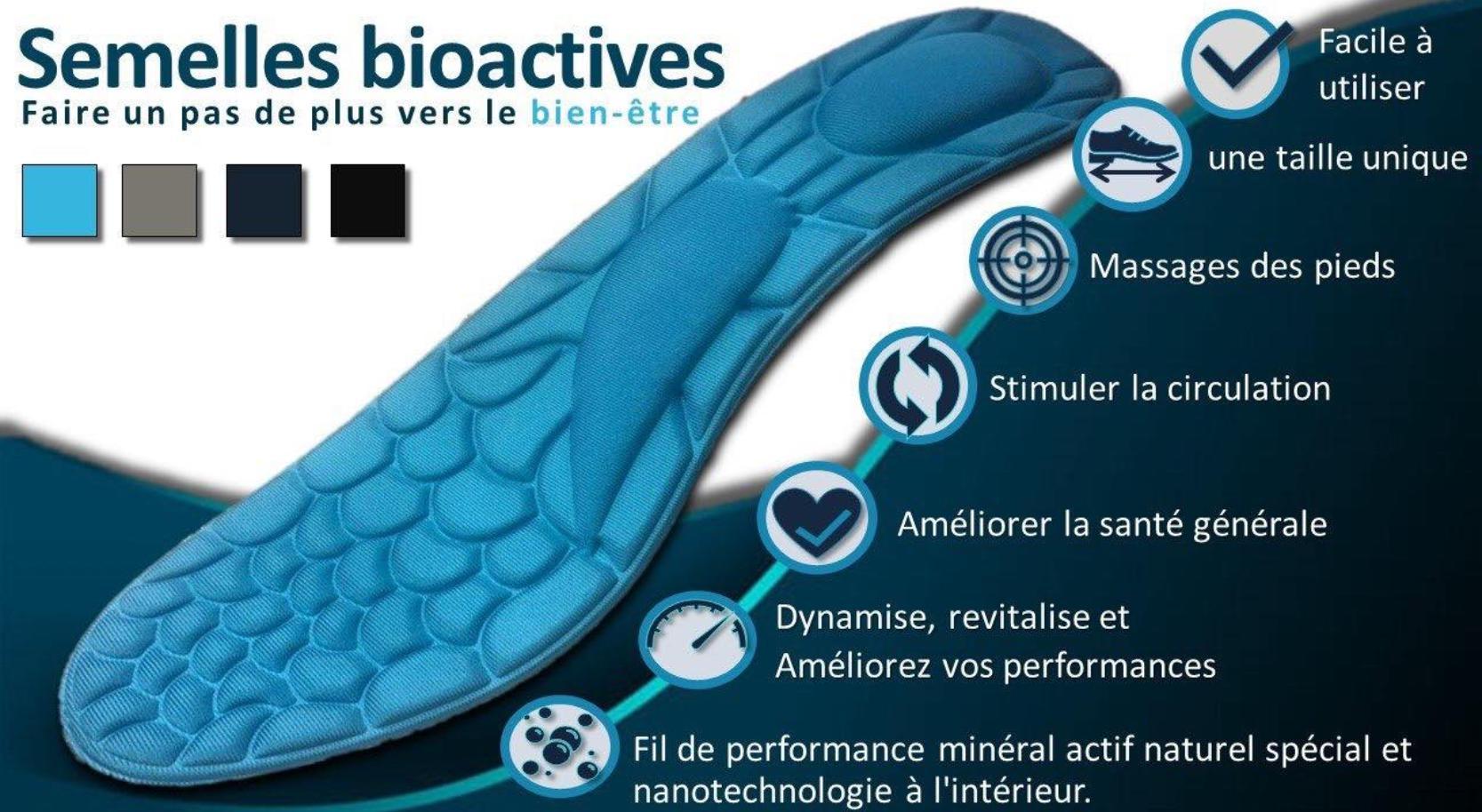 Semelles BioActive