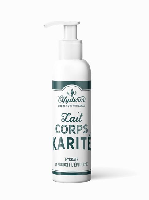 Lait de corps Karité*