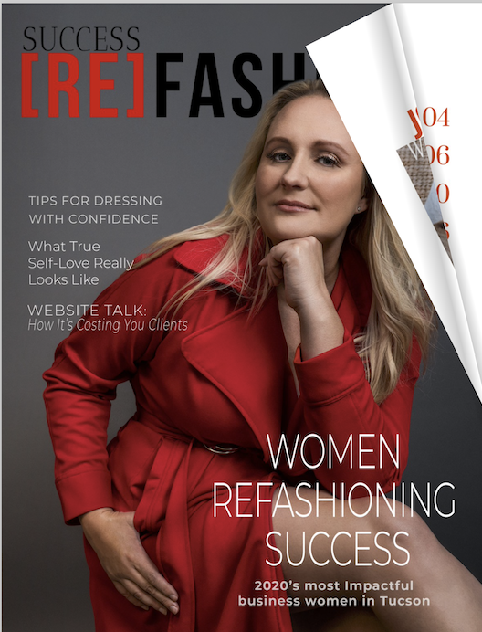 The official REfashiond Magazine Premiere Edition