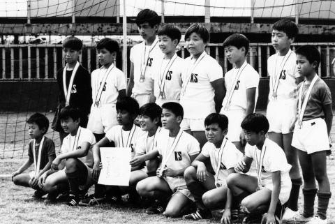 第2回埼玉県サッカー少年団大会 3位