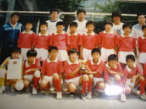 第7回全日本少年サッカー大会 準優勝(1983/8)