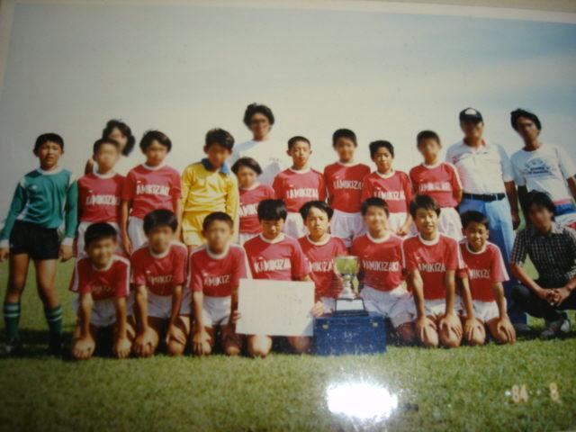 秋ヶ瀬杯 優勝(1984/8)