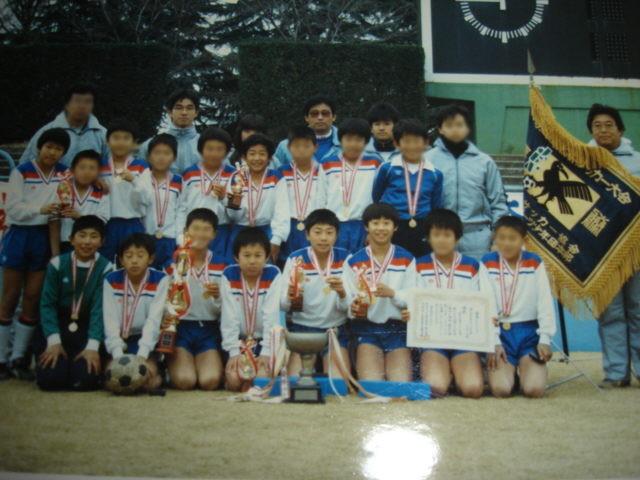 埼玉県サッカー大会 優勝(1984/12)