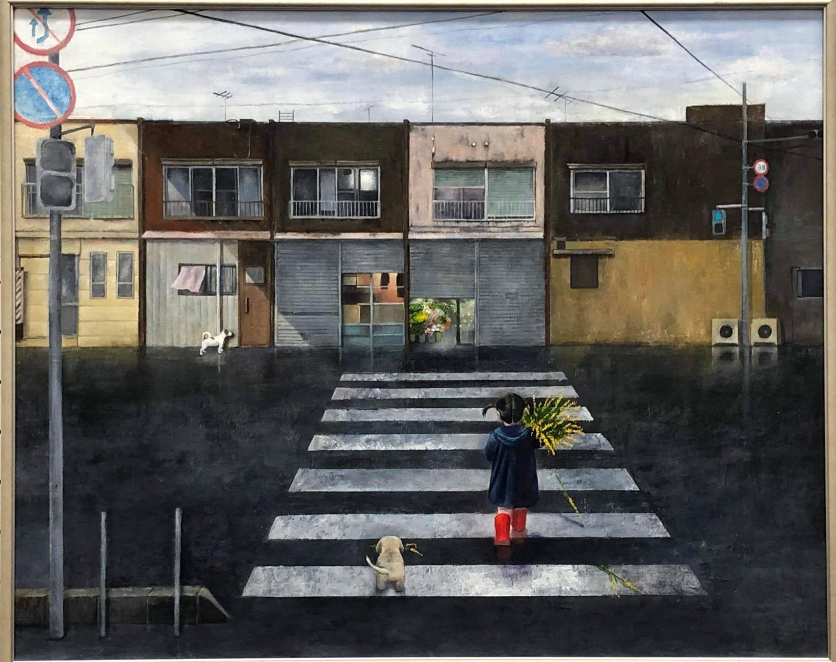 第1・3土曜日講師 高松三智子の作品が美術雑誌に掲載されました