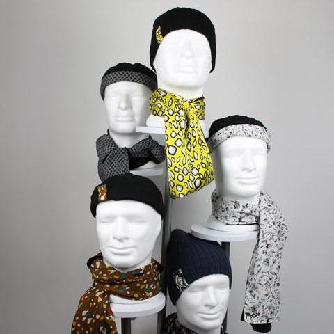 MaDie-Caps, Mützen und Schals
