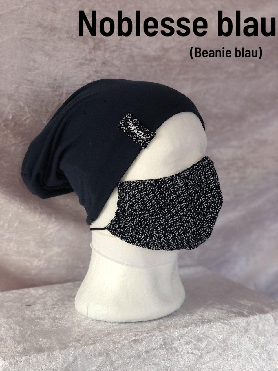 G2 - Maske + Beanie