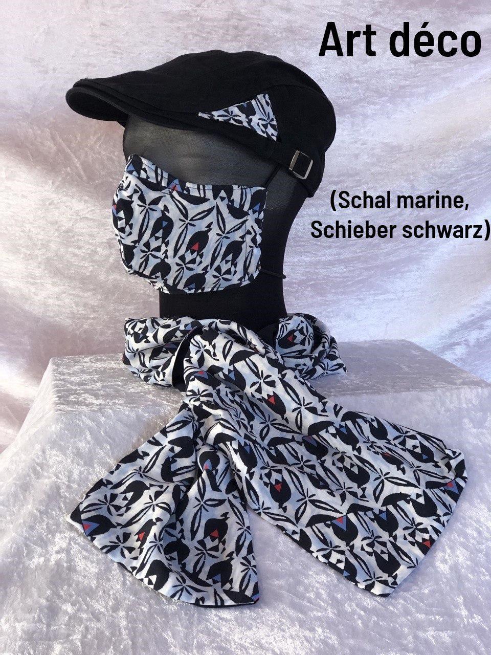 B1 Maske + Schal + Schieber