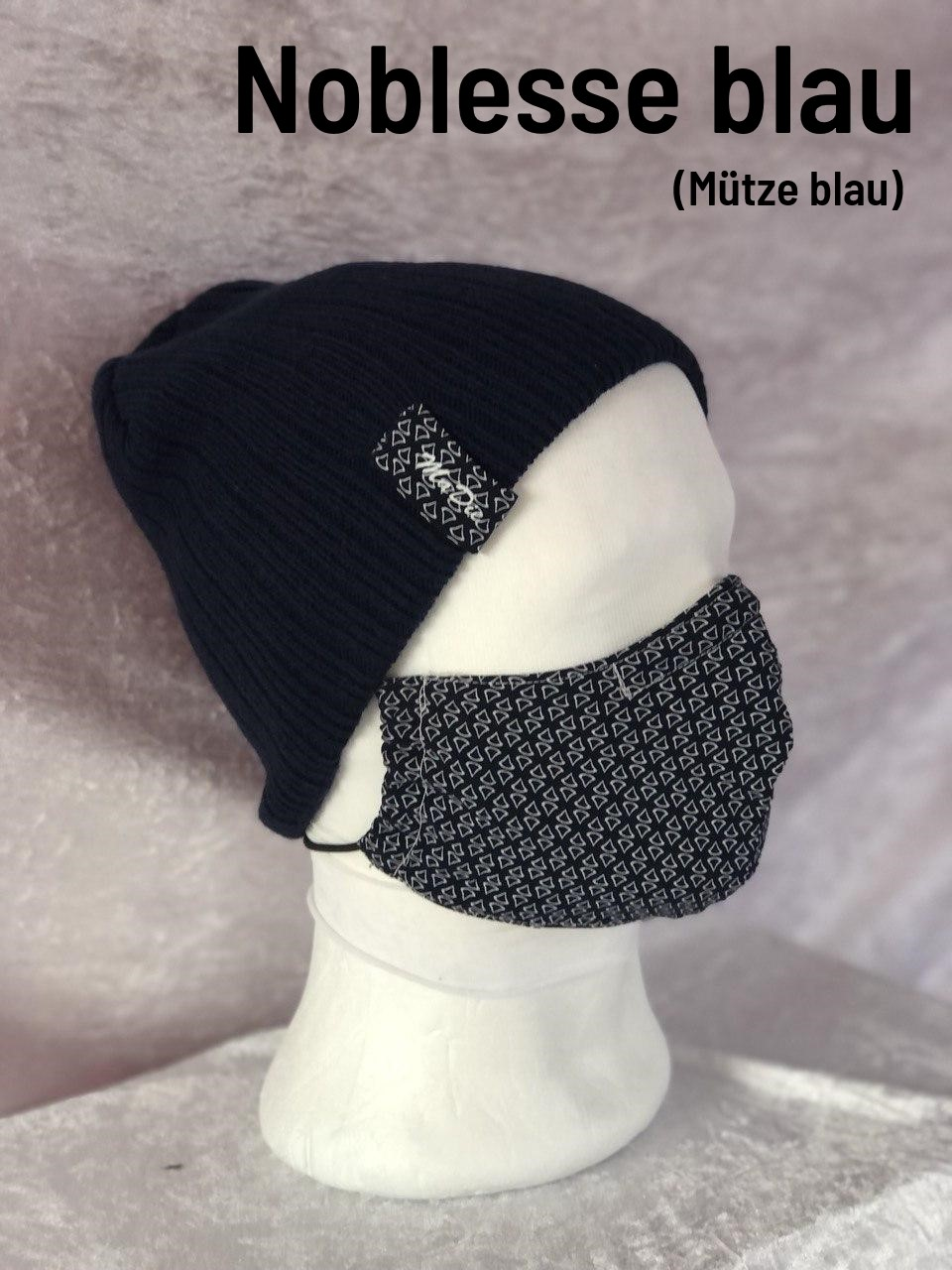 E2 - Maske + Mütze