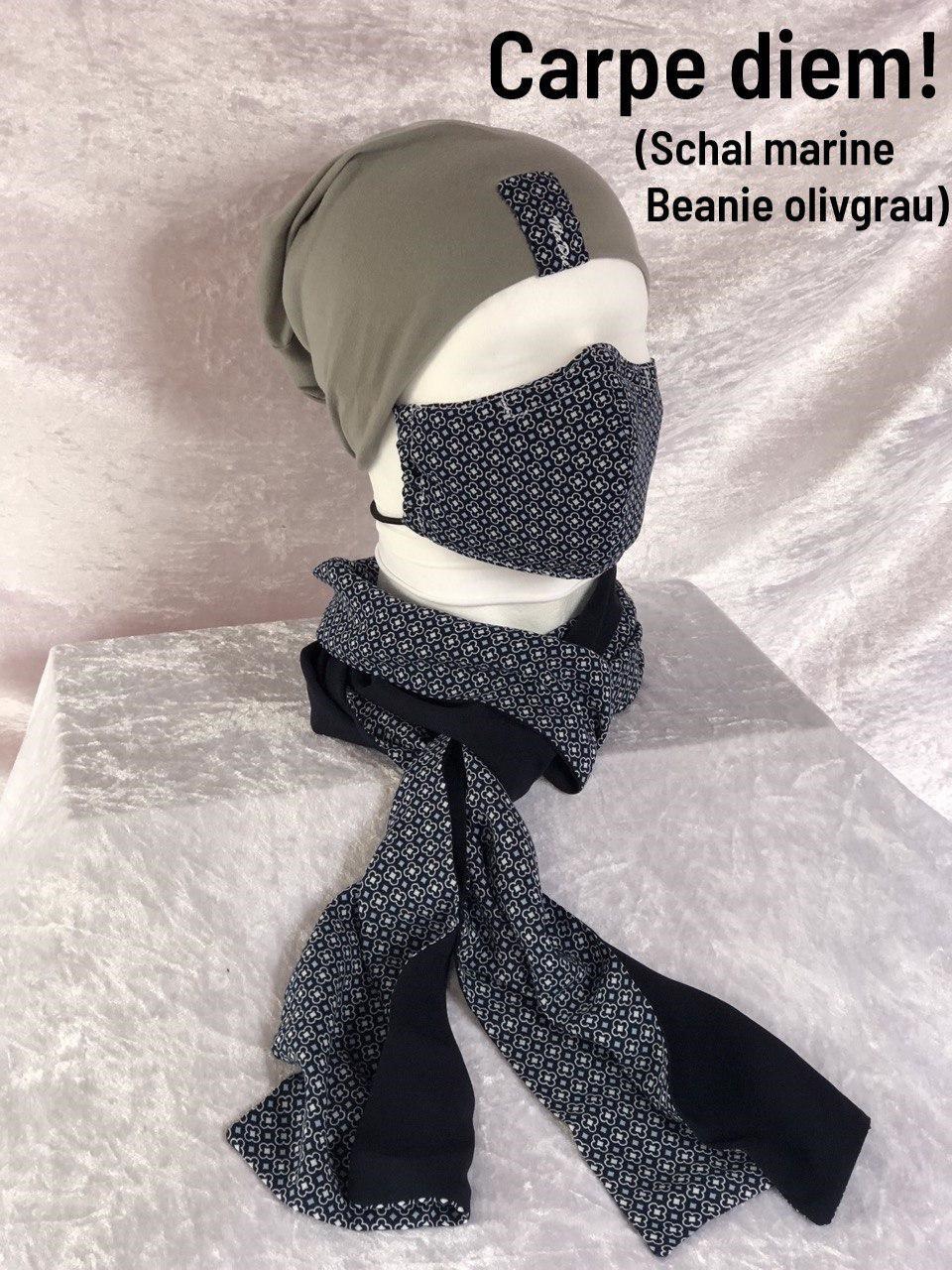 G - Maske + Schal + Beanie