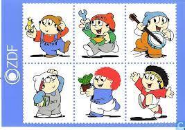 Mainzelbriefmarken