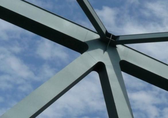 Bridge in SH  .  Schleswig-Holstein 2007