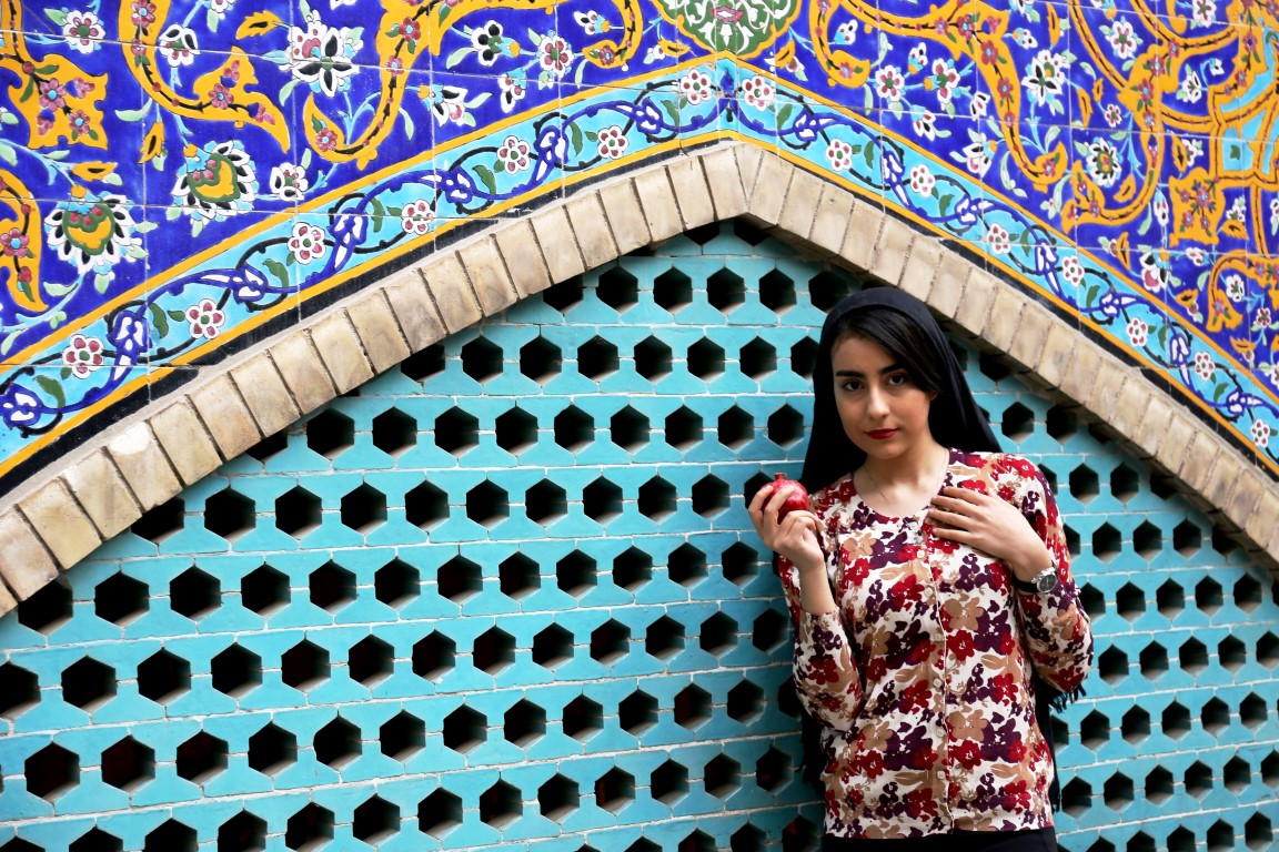 September 2018 | Golestan Palace | Photo Shooting