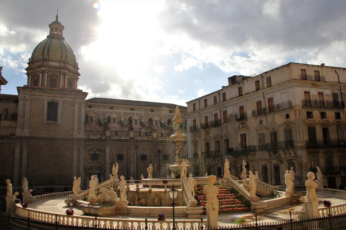 Piazza Pretoria | Piazza della Vergogna | Palermo I