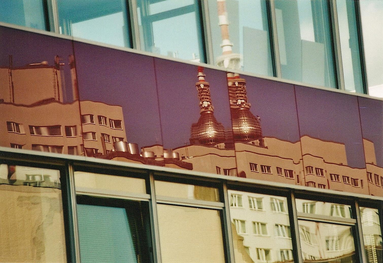 TV Tower / Fernsehturm     Berlin Germany 2011