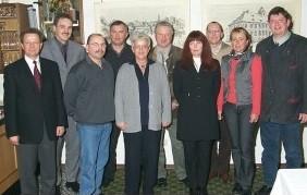 Gründung des Gewerbevereins 2001