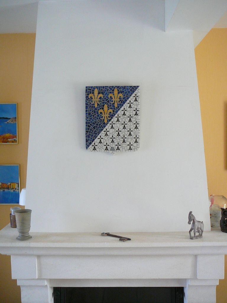 armoiries décoration