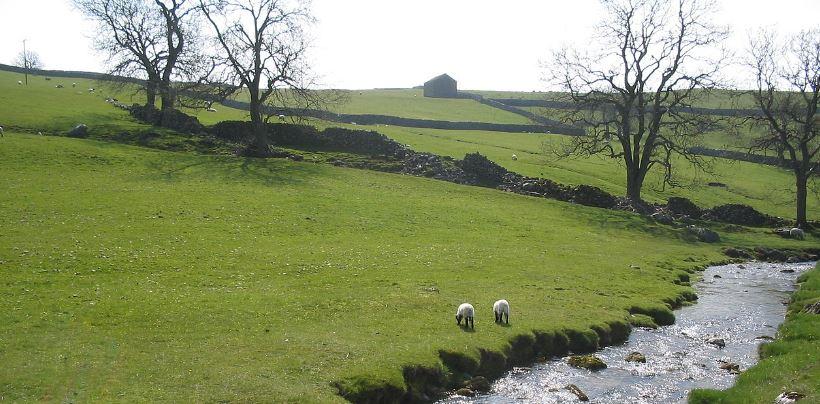 England April
