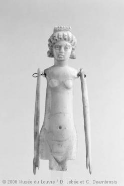 Poupée romaine