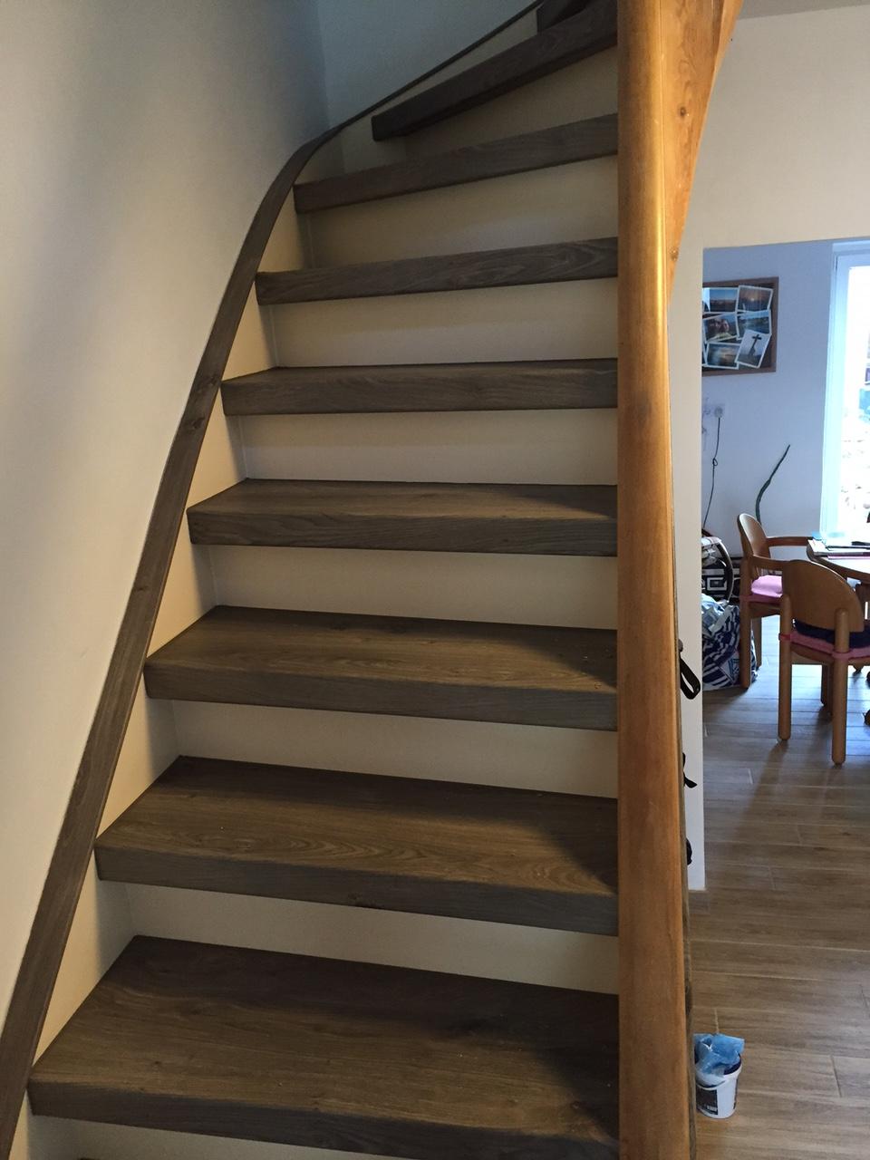 treppenrenovierung juckel hammer heimtex fachm rkte neum nster. Black Bedroom Furniture Sets. Home Design Ideas