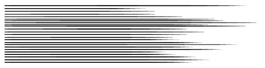 マンガスクール・はまのマンガ倶楽部/抜きを使った平行線