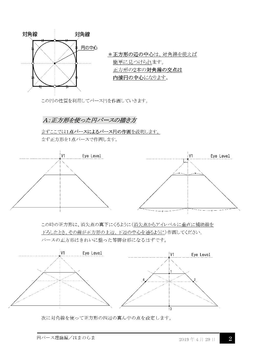 円パース理論編2