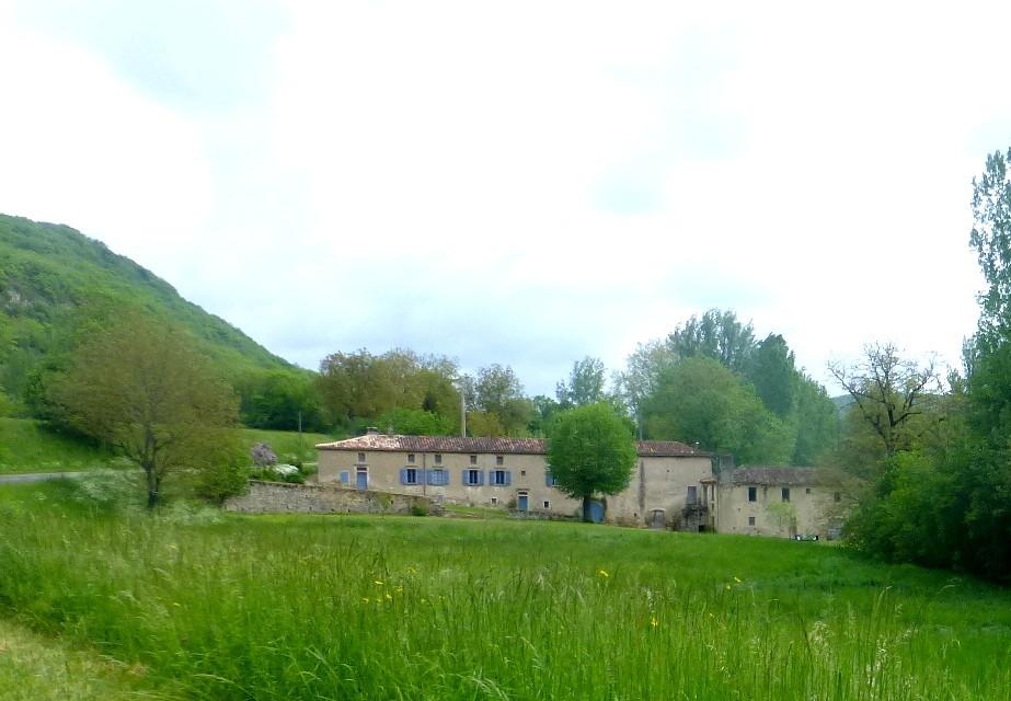 maisons quercynoises