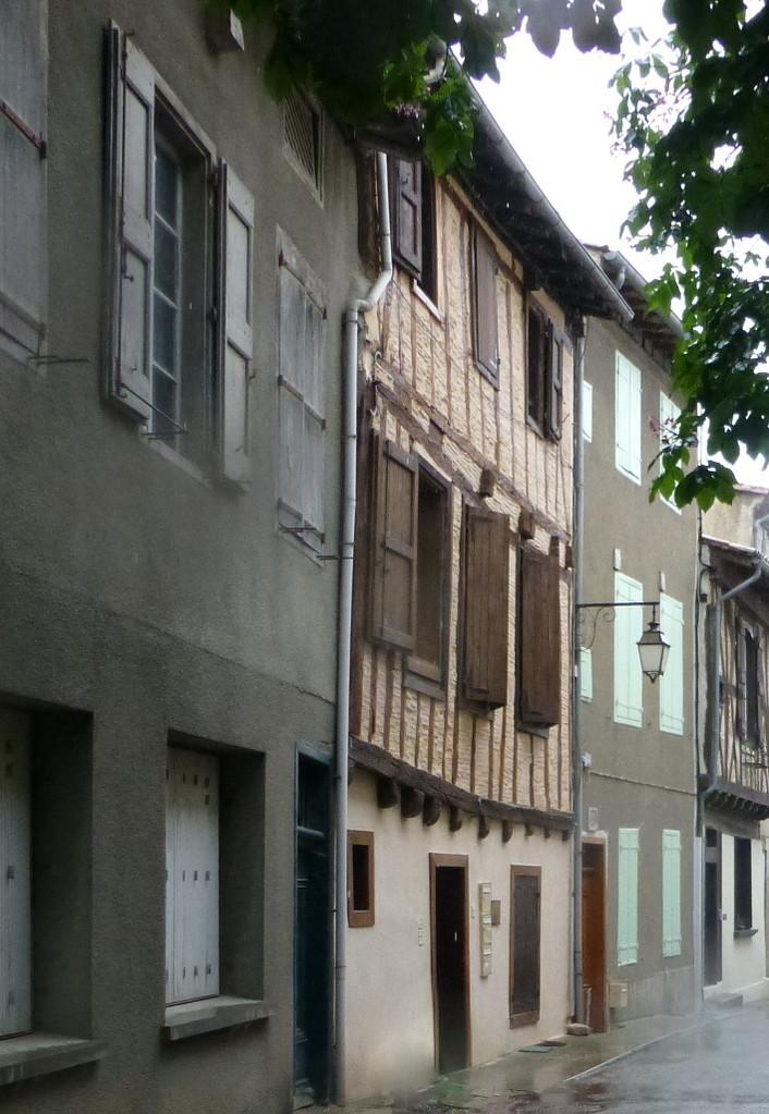 Maison ancienne à Puylaurens