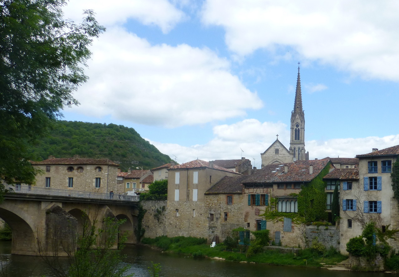 Saint Antonin Noble Val