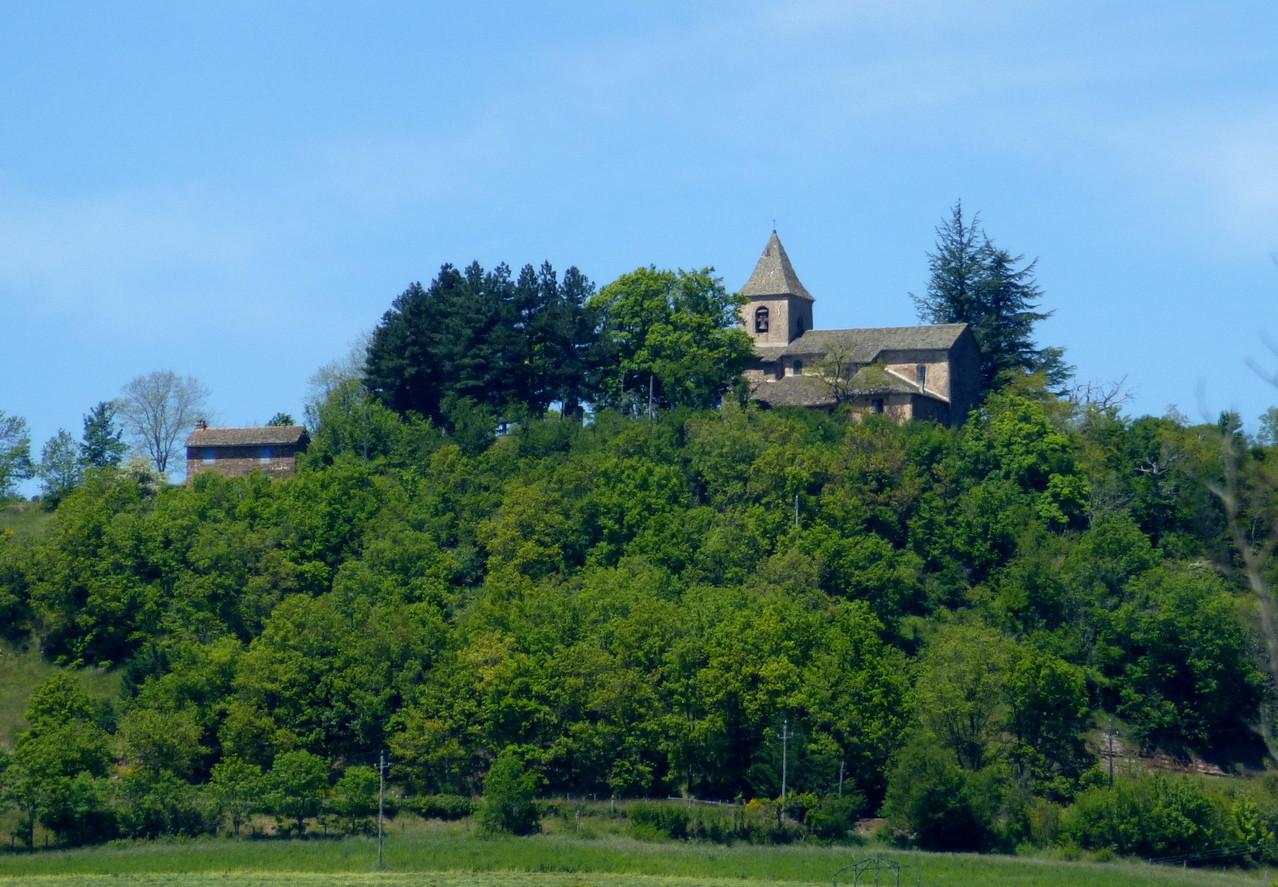 Eglise de Saint Etienne de Meilhes