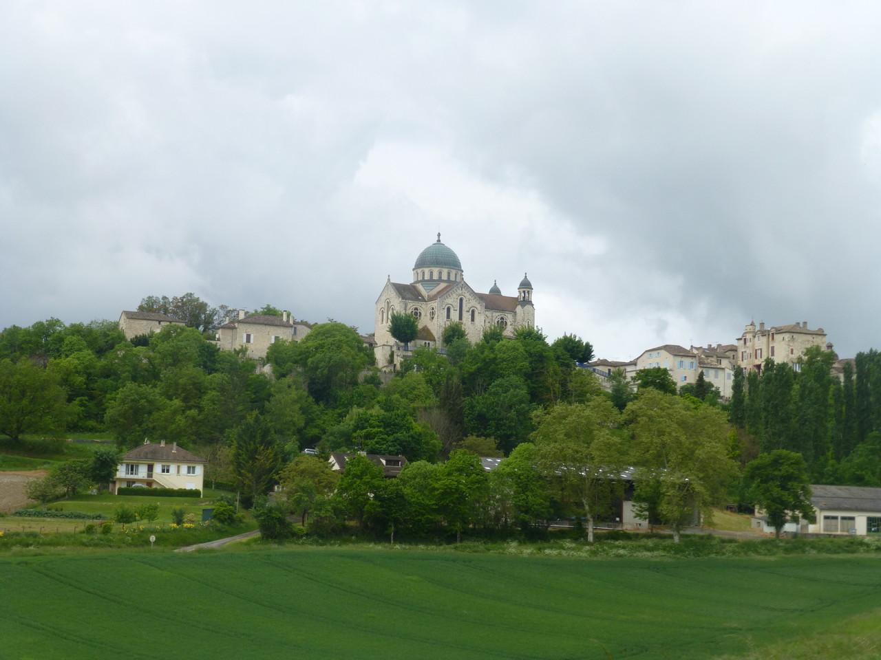 Castelnau Montrattier