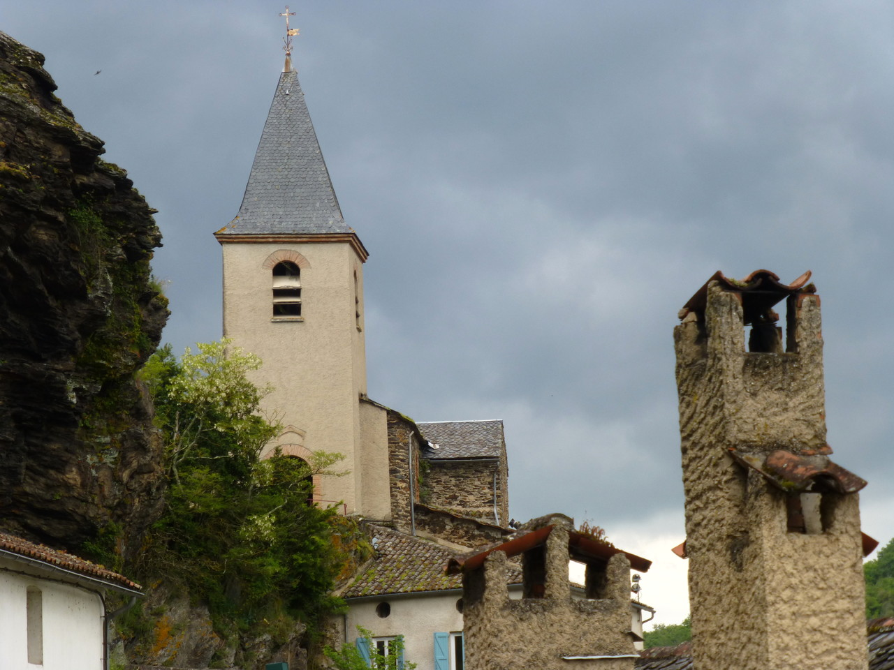 Eglise d'Ambialet